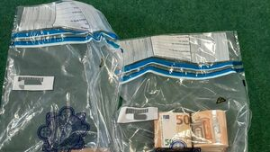 Over €20k in cash seized at checkpoint in Cork