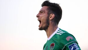 Cork City striker will return to the club as a centre-back