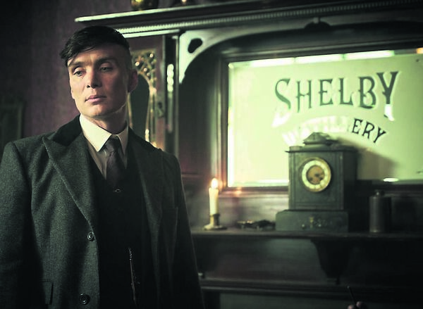 Cillian Murphy has been nominated for his role in Peaky Blinders.
