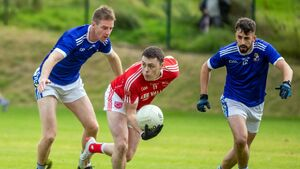 Aghinagh GAA club can't wait for a return to action at the end of the month