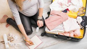 Dr Michelle O'Driscoll: Due to give birth? Here's what to pack for the hospital...