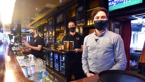 Pictures: Pints pulled in pubs across Cork
