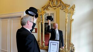 Well-known Cork concierge wins top hospitality award