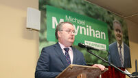 Cork FF TD says Micheál Martin has 'insulted me and my community' as junior ministers announced