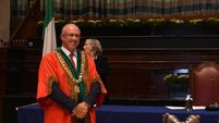 New Lord Mayor wants to help Cork city 'rise from the ashes'