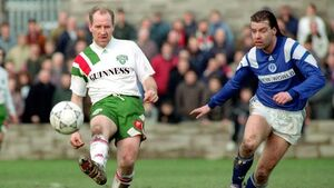 The Leeside Legends series: Dave Barry excelled as a soccer star and footballer