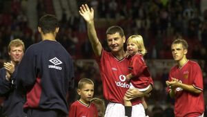 Classic sporting pictures: Eddie O'Hare documented the brilliance of Denis Irwin