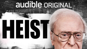 Michael Caine launches podcast about history's 'utterly astounding' heists