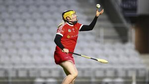 Cork keeper Amy Lee is ready to step up and replace a camogie legend