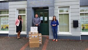 Cork company partners with skincare brand to distribute hand sanitizer and cream to frontline workers