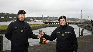 Cork woman is first in Naval Service history to achieve rank of Chief Petty Officer