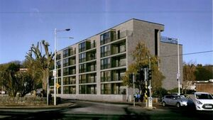 Cork city apartment block plans refused