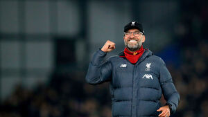 Words of wisdom: Klopp kept Liverpool on track for glory all season