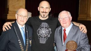 In every corner of Cork boxing, the O'Sullivan name has led the way