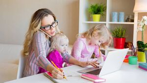 10 ways working parents can stay sane