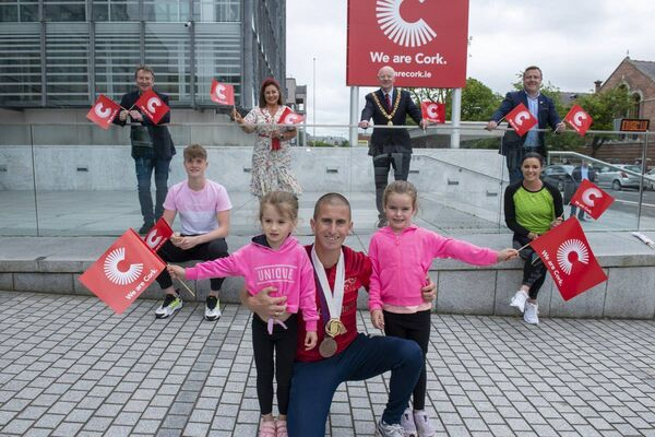 People of Cork are being asked to take part in the Cork Camino Challenge in aid of Cork University Hospital, Marymount Hospice and Cork Simon Community.