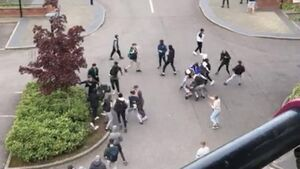 'We're sticking our heads in the sand if we think this wasn't organised': Mass brawl in Cork city suburb
