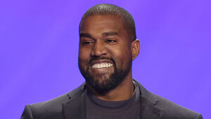 Million dollar babies among Kanye West's campaign ideas