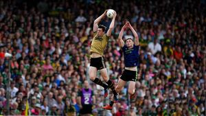 Gaelic football has evolved but even against massed defences forwards are more accurate than ever
