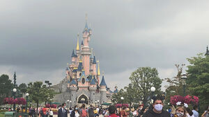 Disneyland Paris partially reopens in further boost to French tourism