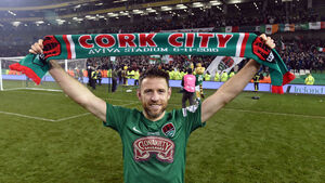 Cork City legend Alan Bennett ready for his last stand at Turner's Cross