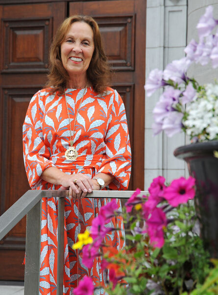 Stephanie Kavanagh, Lady Mayoress of Cork, is looking forward to the year ahead.