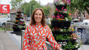 Lady Mayoress: I'm going to embrace the opportunity