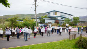 Residents of controversial direct provision centre in Kerry are moved to Cork hotel