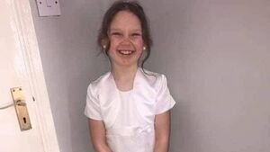 Cork girl whose Communion was cancelled marked the day by taking part in a mega charity challenge
