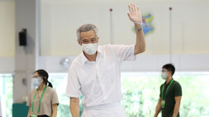 Ballots close in Singapore with Lee Hsien Loong expected to return to power