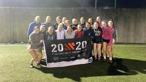 O'Donovan Rossa ladies footballers are staying positive despite GAA shutdown
