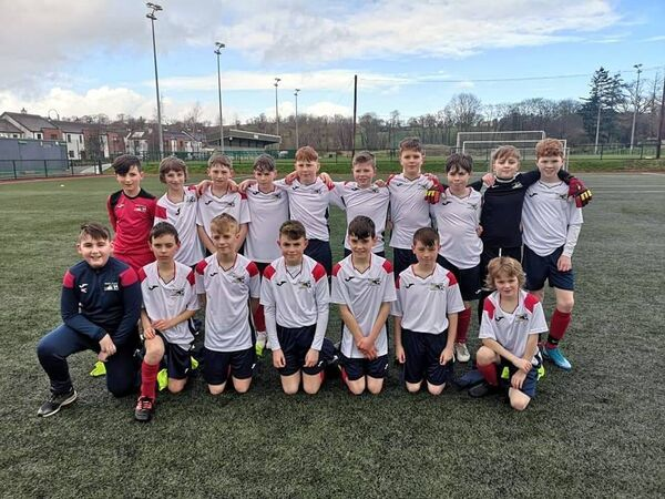 The West Cork Schoolboys U12 Inter-League side that lost 3-0 away to Kerry in Group 2 of the SFAI Subway Munster Championship in Killarney earlier in the season.