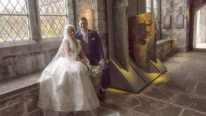 Wedding of the Week: A Disney themed day
