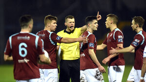 Disappointment for Cobh Ramblers in opening night loss to Drogheda