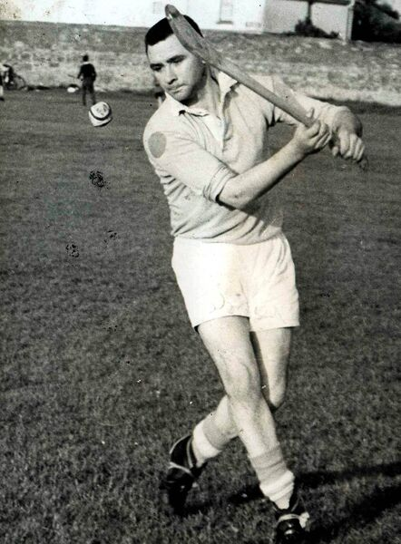 Tipperary's Jimmy Doyle on the training field. Picture: Liam Ó Donnchú