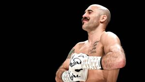 Cork boxer Spike O'Sullivan hasn't given up burning ambition to be world champ