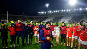 Cork ladies footballers make four changes with league final berth in sight