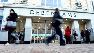 Debenhams to be wound down in UK after rescue talks fail