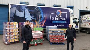 WATCH: Cork business donates pallets of treats to HSE to keep 'these hard-working individuals energised'