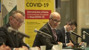 13 more deaths from coronavirus; 401 new confirmed cases and 272 infections in Cork