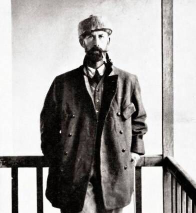 Percy Fawcett spent three years on Spike Island from 1903 to 1906.