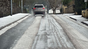 Snow and ice weather warning issued for Cork