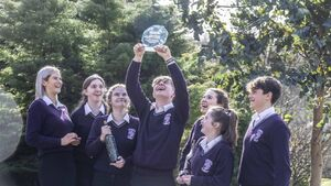 The future looking very bright for talented West Cork students