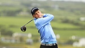 Dreams of going pro are temporaily on hold for Kinsale golfer John Murphy