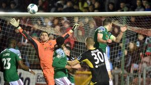 From pillar to posts for new Cork City keeper Liam Bossin