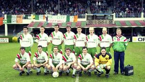 Soccer nostalgia: After the lows of the early '80s, Cork City came to the fore