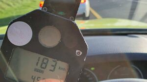 Cork Gardaí warn public that quieter roads are no excuse to speed after motorist was caught doing 183km/h