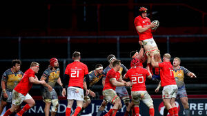 A bonus for Munster as Leesiders grab all four tries at Thomond Park