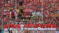 Cork hurlers to take part in solo-run challenge for Marymount Hospice