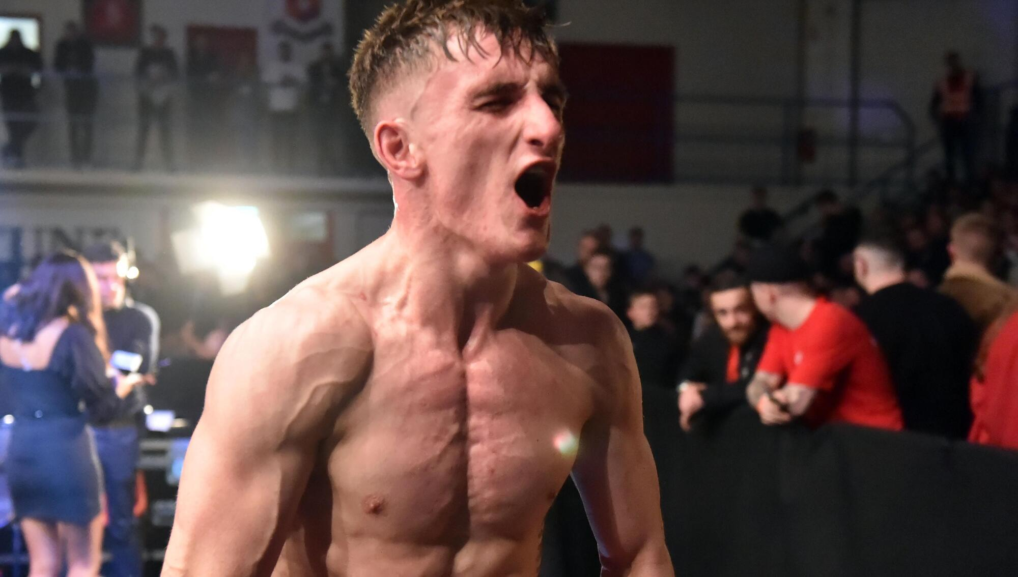Cork MMA: Mitchell is determined to be first Leesider to enter the UFC octagon - Echo Live